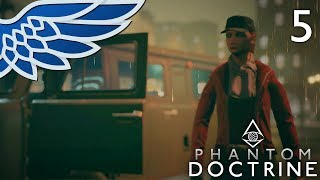PHANTOM DOCTRINE | Heavy Hit Part 5 - Cold War Xcom Let