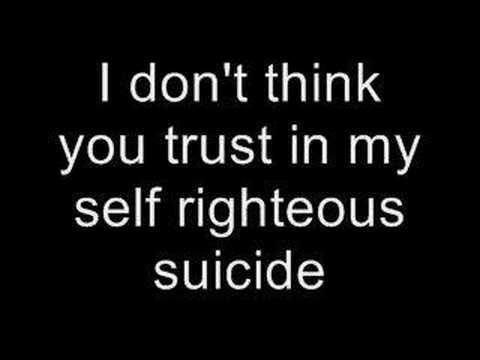 Chop Suey - System of a Down (lyrics)