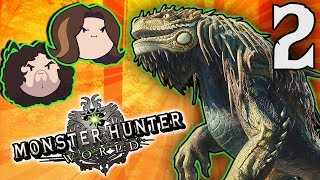 Monster Hunter World: A Whole New World - PART 2 - Game Grumps