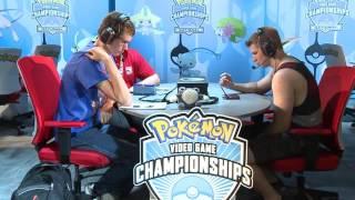 2016 Pokémon National Championships: VG Masters Top 8, Match B