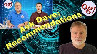 Ask Dave: Recommendations (#150)