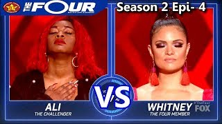 """Whitney Reign vs Ali Caldwell """"If You Don"""