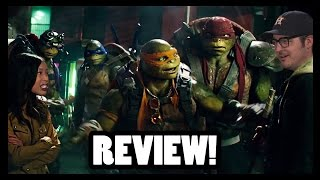 Teenage Mutant Ninja Turtles: Out of the Shadows Review! - Cinefix Now