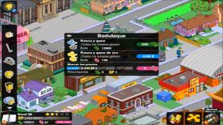 Los Simpson tapped out || springfield || mi ciudad