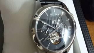 Titan Automatic 90005SL01J