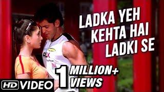 Ladka Yeh Kehta Hai Ladki Se Full Video Song (HD) | Main Prem Ki Diwani Hoon | K.K. Bollywood Songs