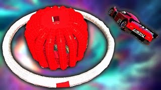 RACING ON A PLANET!? (GTA 5 Funny Moments)