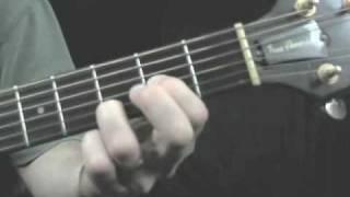 Gunslinger-Avenged Sevenfold (opening riff)