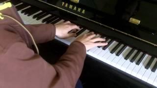 John Thompson's Easiest Piano Course Part 4 No.13 Giant Redwood Trees (P.22)