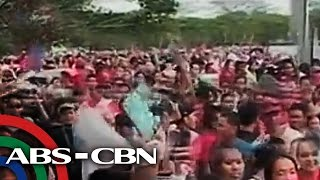 UKG: Thanksgiving party para kay Duterte, kasado na