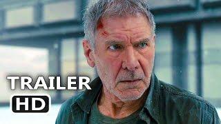 BLАDE RUNNЕR 2049 Official Trailer # 2 (2017) Ryan Gosling, Harrison Ford Movie HD