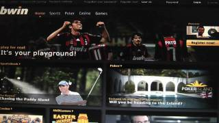 how to open a bwin.com online betting account video tutorial