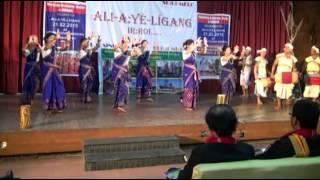 Mishing Folk Dance of Assam  LOTTA SO:MAN
