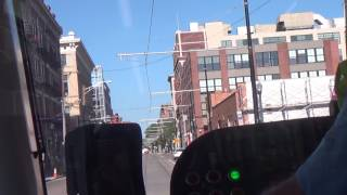Riding the Cincinnati Bell Connector Streetcar