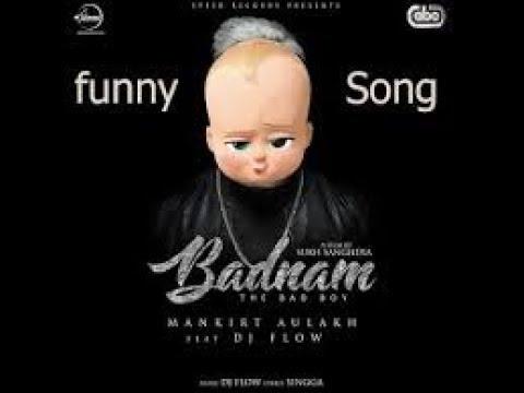 Xxx Mp4 BADNAM The Bad Boy Boss Baby Animated Video Fun Facts Latest Punjabi Songs 2017 3gp Sex