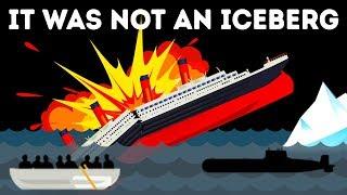 Titanic Survivor Claims an Iceberg Didn