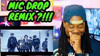 BTS | MIC Drop | Steve Aoki Remix Teaser | DESIIGER?! | REACTION!!! (방탄소년단)