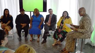 Full Figured Fashion Week: State of the Plus Size Community Panel Discussion