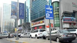 Streets Of Abu Dhabi, UAE