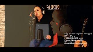 Main Tainu Samjhawan Ki |Unplugged |Farah Anwar [Official Video]