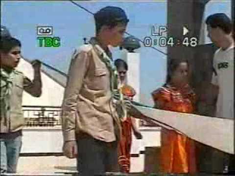 Scouts d Assi youcef chez Matoub.flv
