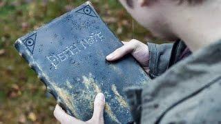 DEATH NOTE Teaser Trailer (2017)