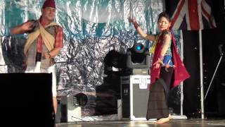 Gore Gurung And Urmila Pun Dance, Maya Pirati Theno Sira From Gurung Movie