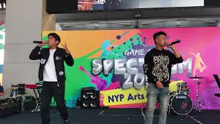 FLY PERFORMANCES: Maxi Lim & Wang Weiliang - NYP Arts Festival - Recruit
