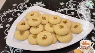 Nan khatai نان خطائی / Cook With Saima