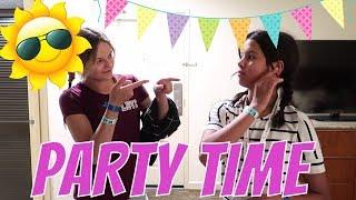 TEEN DANCE PARTY   THE LEROYS