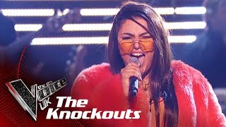 Tai Performs 'Jolene': The Knockouts | The Voice UK 2018