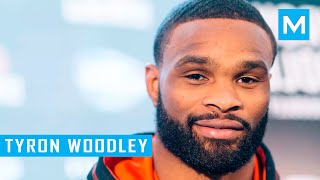 Tyron Woodley MMA Training Highlights | Muscle Madness