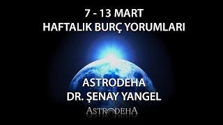 Terazi | 7-13 Mart Haftalık Burç Yorumu - Dr. Astrolog Şenay Yangel