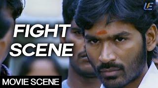 Venghai - Fight Scene | Dhanush | Tamannaah | Devi Sri Prasad