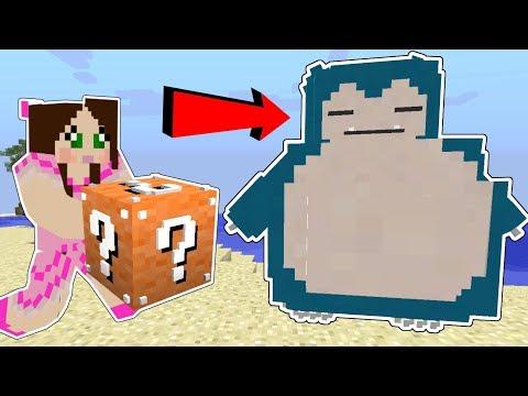 Xxx Mp4 Minecraft SUPER LUCKY BLOCK POKEMON CHALLENGE POPULARMMOS WORLD 6 3gp Sex