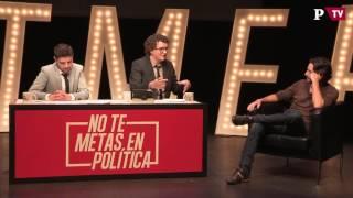 NTMEP #5 - Juan Diego Botto: Bernie Sanders y el sandwich mixto
