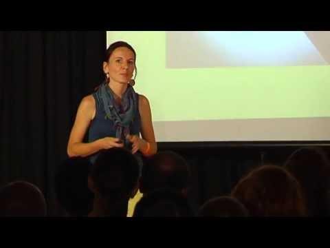 Why charity is sexy: Ludmila Kolesarova at TEDxKezmarok
