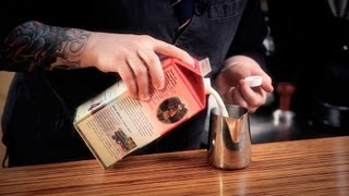 How to Steam Milk | Latte Art