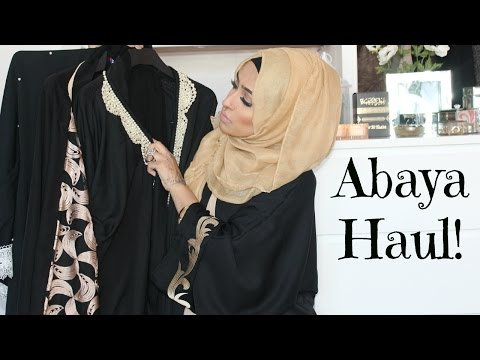Xxx Mp4 Abaya Haul Feat Jilbabsrus Al Haya Collection Maria London Black Orchids More Sebinaah 3gp Sex