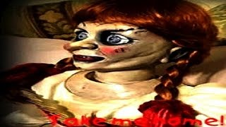 Conjuring 2 Annebelle Doll | Real Haunted Demonic Doll