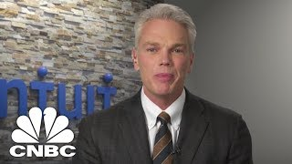 Intuit CEO: Huge Catalyst in TurboTax Live | Mad Money