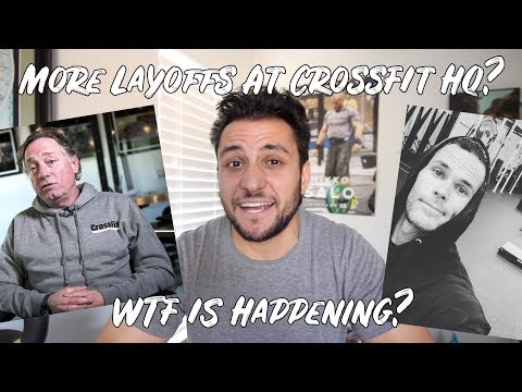 Xxx Mp4 MORE LAYOFFS At CrossFit HQ What The F K Is Happening 3gp Sex