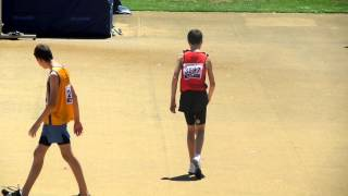 2014 NSW Juniors Under 14 Boys High Jump