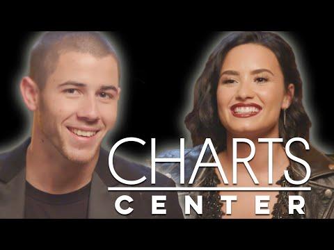 Nick Jonas & Demi Lovato Play