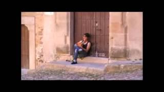 Cantaor callejero en Caceres