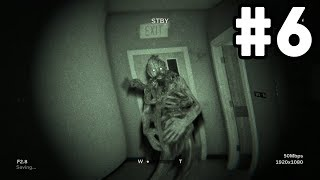 TONGUE MONSTER AT THE SCHOOL | Outlast II Part 6