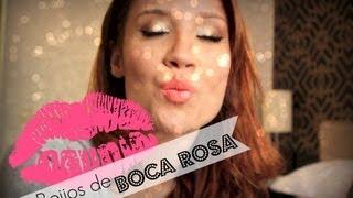 Beijos de Boca Rosa para as leitoras!- Por Bianca Andrade