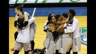Sparks vs Lynx 2017 WNBA Finals Game 5 Highlights