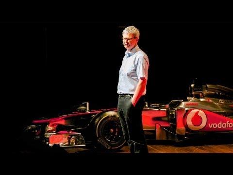 Peter van Manen: How can Formula 1 racing help ... babies?