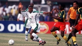 Nigeria v Cameroon - CAN 2000 African Nations Cup Final - CONTROVERSIAL MATCH